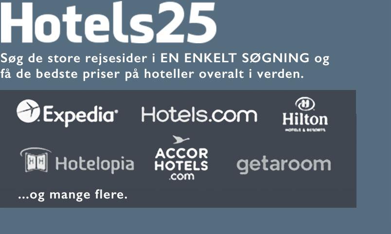 Hotels25.dk