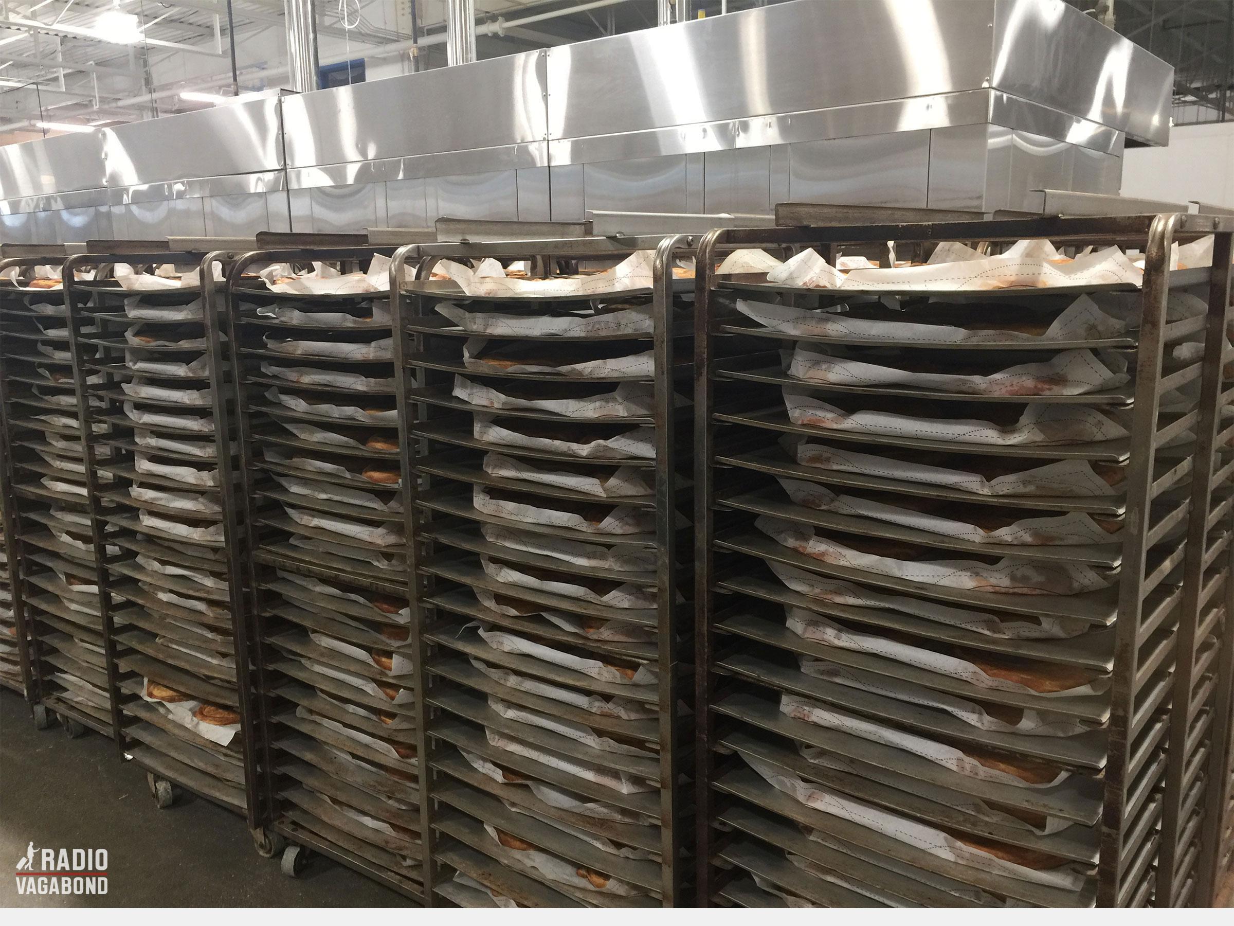 Inside O&H Bakery