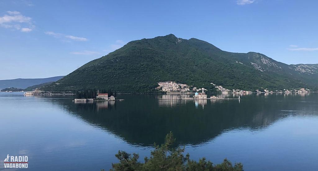 Havnen i Kotor