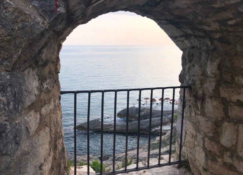 """At besøge Ulcinj Slot eller """"Kalaja"""", som de kalder det, er en stor oplevelse."""