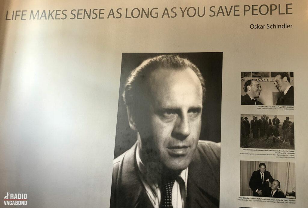 Sæt også Schindlers museum på din liste.