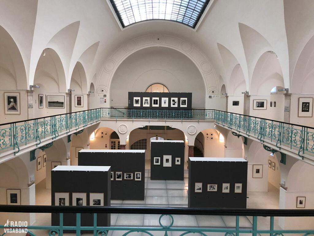 The Regional Art Gallery Liberec ligger i en spændende bygning.