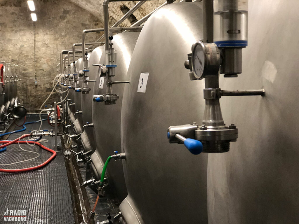 I 2013 blev den stolte tradition med ølproduktion på stedet genoptaget