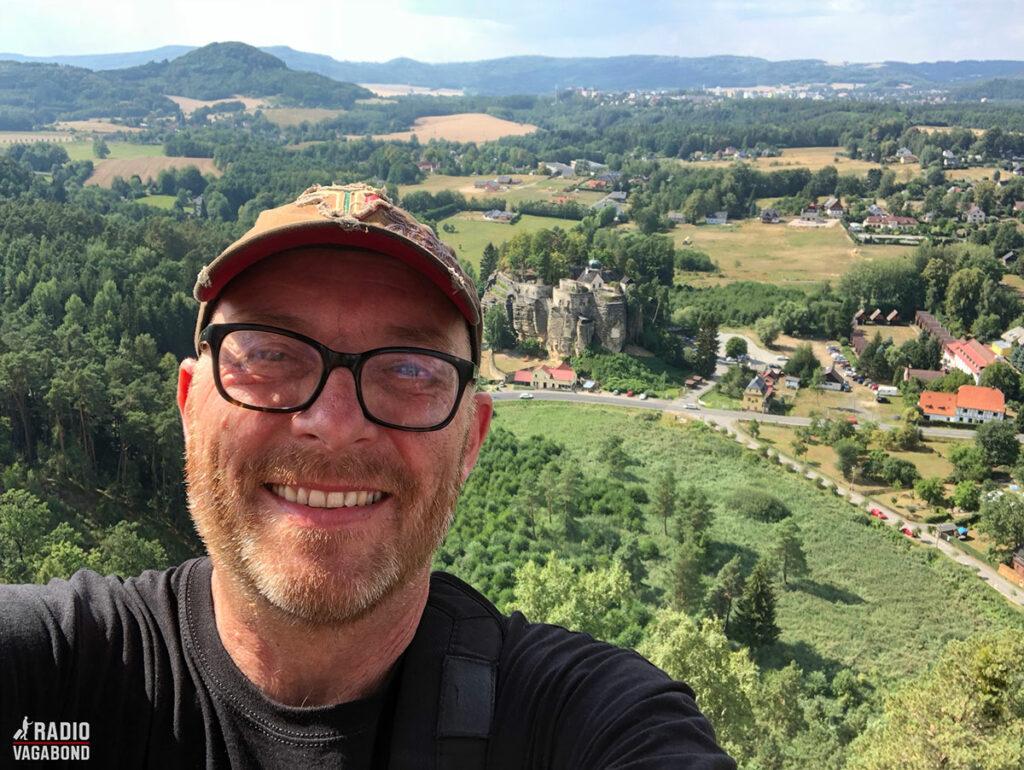 Liberec byder på smuk natur.