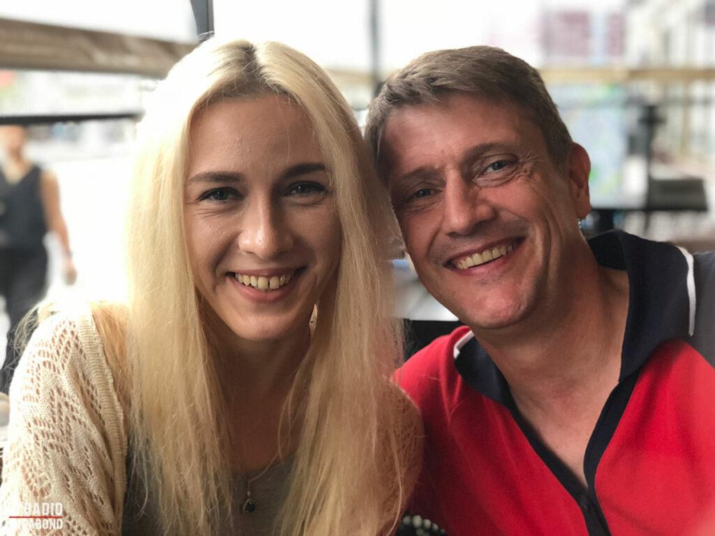 Valerie og Carsten