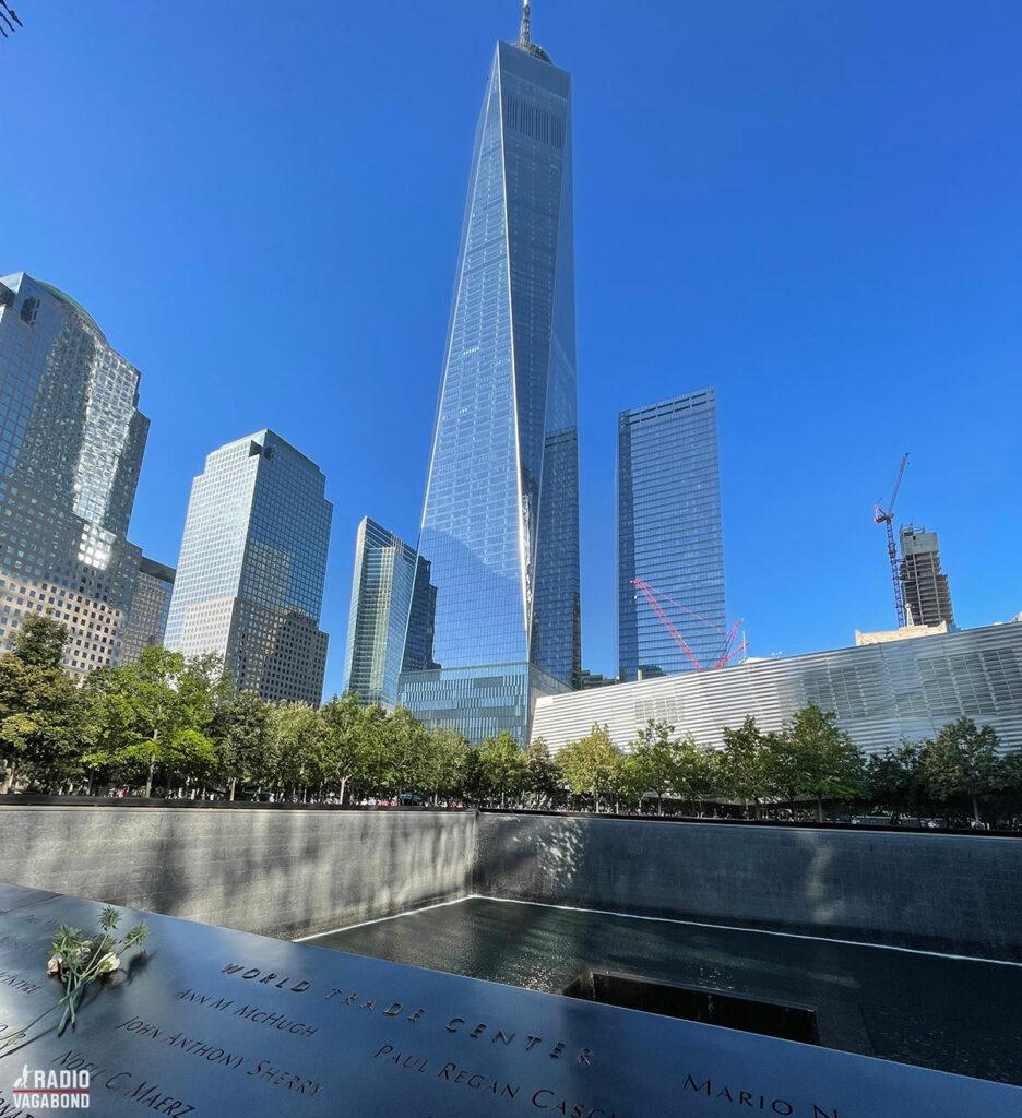 Den nye skyskraber, One World Trade Center er nu den højeste bygning på Manhattan.