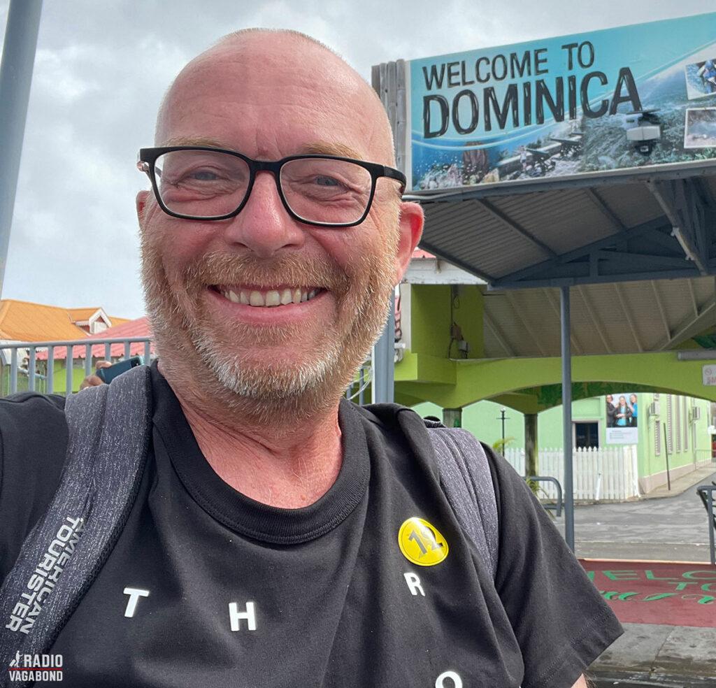 Velkommen til Dominica – ikke den Dominicanske Republik.