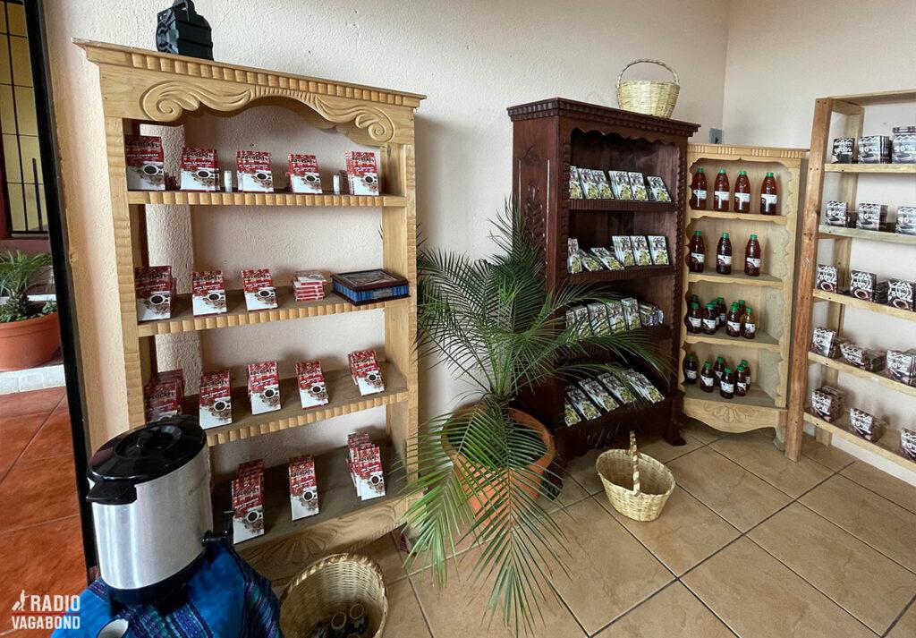 De har mange spændende cacao-produkter på hylderne. Og ikke kun spiselige.