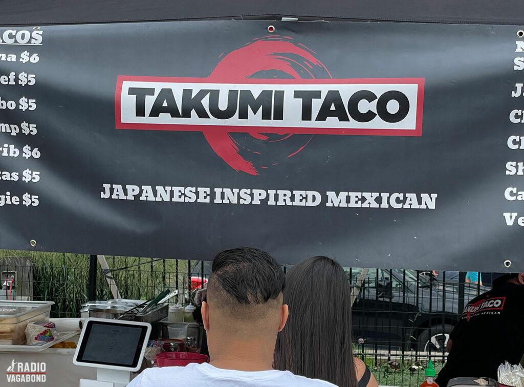 Du kan også få japansk inspireret mexicansk mad her.